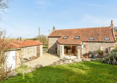 Well Cottage – Salthouse