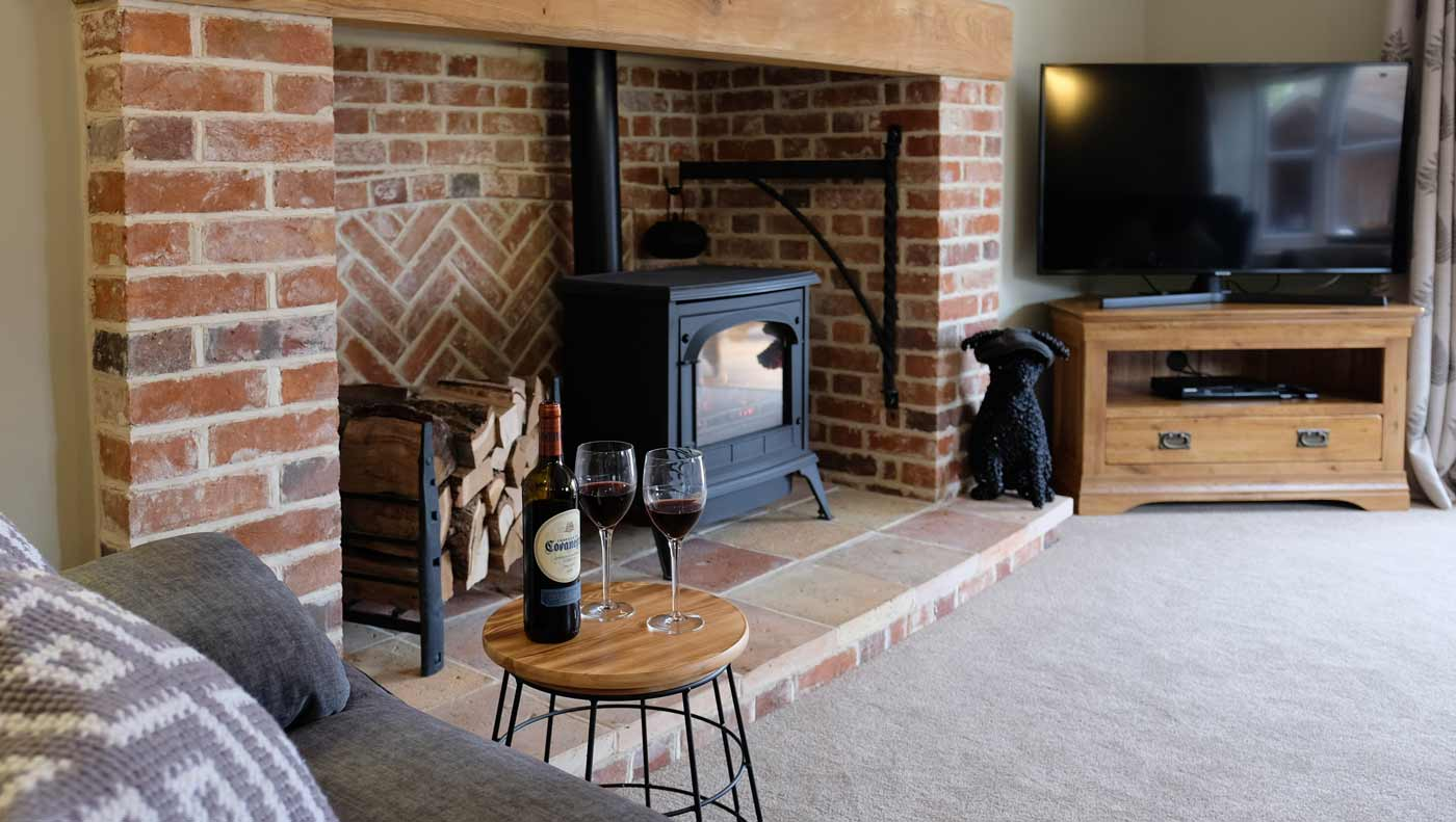 dove fireplace