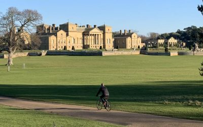 Cycle Ride through Holkham Park