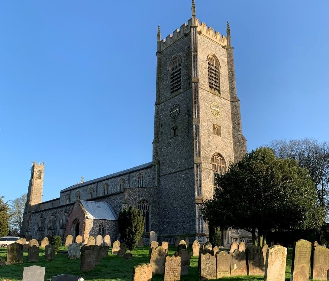 St Nicholas Church, Blakeney