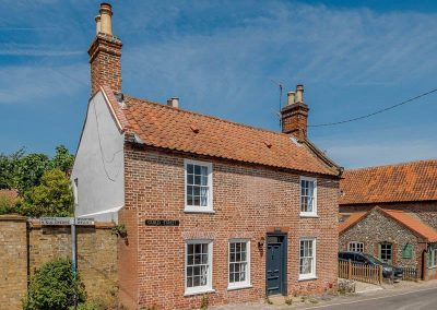 Ivy Cottage –  Little Walsingham