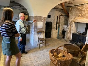 10 A Working World Beneath Your Feet The Holkham Courtyards and Cellars